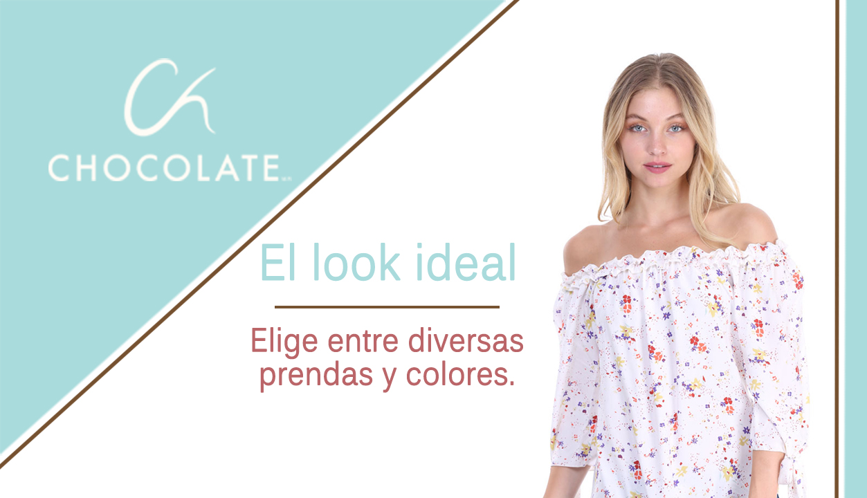elige tu look ideal chocolate 1570x720